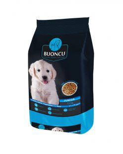 Junior | Large & medium breed | Poultry meat, vegetables & rice